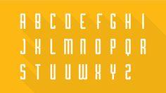 Borg Typeface (FREE) on Behance