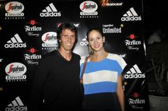 It was an honor for Ferllen Winery to be part of this reception along the likes of Adidas, Lagardere Unlimited and Babolat.