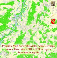 Printable world political map gall peters projection adobe city map karlsruhe vector urban plan adobe illustrator editable street map gumiabroncs Choice Image