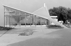 Szántódi rév « LÁTSZÓBETON SZIMPÓZIUM | KÉK Hungary, Budapest, Opera House, Sidewalk, Urban, Black And White, History, Architecture, Building