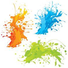 ... White Paint Splatter Png ...