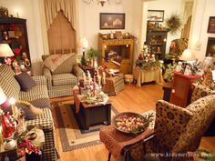 <p> Step back in time with a visit to our Country House Gallery. Set in the fully restored interior of a pre-Civil war era home, the Country House Gallery features nearly everything you need to create that perfect country room you've been dreaming of.</p> <p> From sofas to antique reproduction wooden pieces, wrought iron to pottery, and […]</p>