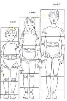Fashion Design Template, Fashion Design Sketches, Illustration Techniques, Drawing Techniques, Fashion Design Classes, Fashion Figures, Anatomy Drawing, Technical Drawing, Drawing For Kids