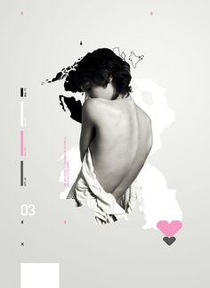 Plastic / Mathematic by Anthony Neil Dart, via Behance