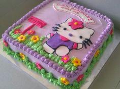 Image of Hello Kitty Cake