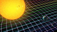 Πρόβλεψη του Αϊνστάιν για τον ήλιο αποδείχθηκε με υψηλότερη ακρίβεια Space Time Curvature, Bon Mardi, Theory Of Relativity, Mystery Of History, Quantum Mechanics, Astrophysics, Science
