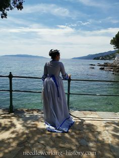 A day in Opatija – Seaside bustle How Beautiful, Beautiful Pictures, T Line, Bustle Dress, Light Dress, Fabric Shop, Seaside, Bodice, Two By Two
