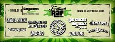 FESTIVAL RAF 2016 – CARCAIXENT (Valencia) – Agenda de Festivales y Conciertos | Añade el tuyo
