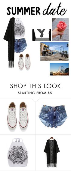 """""""P E I R"""" by makenzie-g23 ❤ liked on Polyvore featuring Converse, statefair and summerdate"""