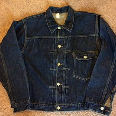 1940'S Levi's 506XX Size 40 Very Good Condition #silverbuckle #Padgram