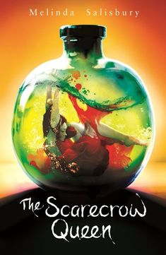 The Scarecrow Queen (The Sin Eater's Daughter #3) - Melinda Salisbury