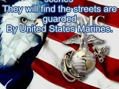 """Okay, I cry EVERY STINKING TIME I watch this one too.  Especially the part about """"Parris Island in July.""""  PFC Charles Robert Bankston graduated on July 29, 2011 at Parris Island, SC.  We could not be ANY prouder!  Semper Fi and OO-RAH!!!"""