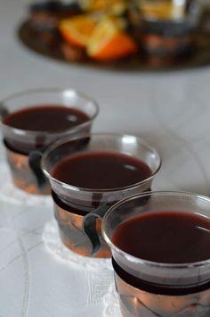 Gyümölcsös-vörösboros puncs