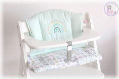 www.muriels-nähatelier.ch - muriels-nähatelier Baby Set, Mint, Bassinet, Chair, Bed, Furniture, Home Decor, Chair Pads, Crib