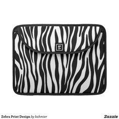 Zebra Print Design S