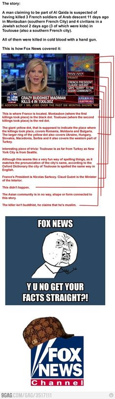 Faux News. The hysterical captioning and spelling errors were the first clue...