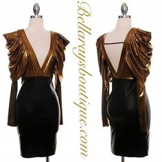 "LADIES, WHEN YOU STEP OUT DO YOU WANT TO STAND OUT FROM THE REST OF THE CROWD? IMAGINE STEPPING IN THE BUILDING AND ""ALL EYES ARE ON YOU!"" ""DARE TO BE DIFFERENT"" SHOP BELLA RAY'S BOUTIQUE 8044 HARPER DETROIT, MI 48213 313.92.BELLA OPEN 7 DAYS  11AM-7PM ""WE SHIP WORLDWIDE"" JOIN OUR WEBSITE AND GET A 10% DISCOUNT ON YOUR NEXT PURCHASE ON OUR ONLINE STORE OR INSTORE. www.bellaraysboutique.com"
