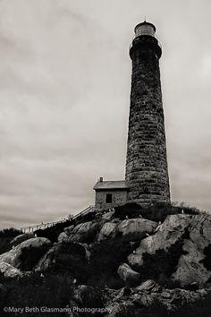 """""""Thacher Island, Rockport, MA 2011"""" by Beth Glasmann, via 500px."""