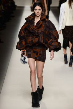 Fendi - MFW Feb '15
