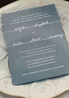 Wedding Invitation Suite Deposit threads von GrayCloudPrint auf Etsy