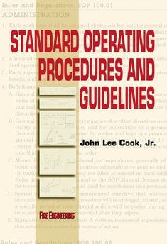 Standard Operating Procedure Examples Human Resources Templates