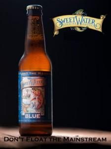 I'm learning all about Sweetwater Blue Beer at @Influenster!