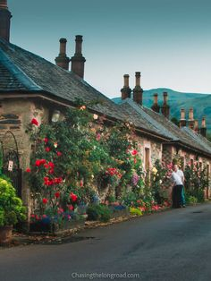 20 of the Best Villages to Visit in Scotland | Chasing the Long Road Scotland Travel Guide, Scotland Vacation, Loch Fyne, Loch Lomond, Fort Augustus, Inveraray Castle, Best Of Scotland, Great Walks, The Loch