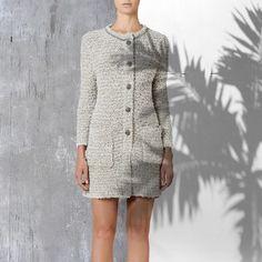Anneclaire lookbook: Digital collage fashion illustration