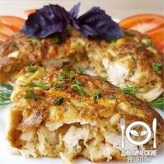 Приготовьте себе на обед быструю, лёгкую запеканку из курицы   Повар на дому