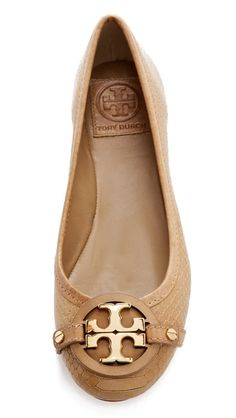 Ballet flats by Tory Burch