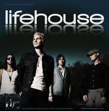 LOoooooove Lifehouse.....great concert....every song is amazing!!!Love them