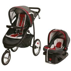 53643edc45958   HOT   Graco Fastaction Fold Jogger Click Connect Travel System