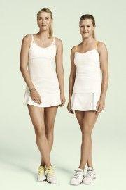 """Maria Sharapova et Eugenie """"Genie"""" Bouchard"""