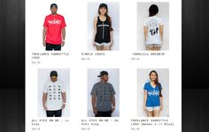 CHECK OUT THE FREELANCEBRAND SHOP