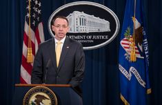 As Rod Rosenstein Battles to Protect Mueller His Tactics Could Cost the Justice Dept.