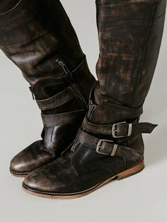 Free People Trigger Tall Boot, $298.00
