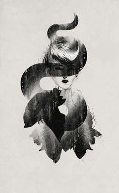 Miss p Abstract, Illustration, Artist, Artwork, Summary, Work Of Art, Auguste Rodin Artwork, Illustrations, Artworks