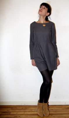 Sigma scintillante // Sigma dress / @Aimee Carruthers patterns  // Jolies bobines