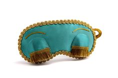 Breakfast at Tiffany's sleep mask Holly Golightly by SaliscevaShop