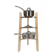 Cookware Standing Pot Rack