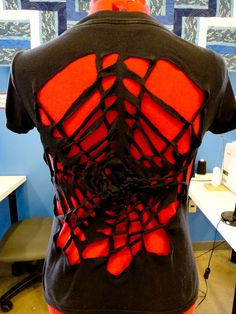 spider web! I need to try this one!!