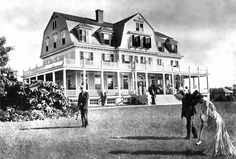 Idylease: A Landmark Structure in the Newfoundland section of West Milford, NJ West Milford, Rooms For Rent, Newfoundland, Hotels And Resorts, Street View, Mansions, History, Architecture, House Styles