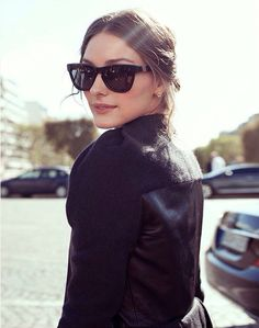 Olivia Palermo after Dior S/S 13 by Phill Taylor