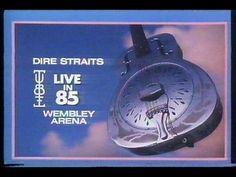 Dire Straits - Live at Wembley Arena, London, UK, July 10, 1985.