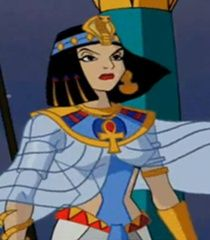 cleopatra animated movie