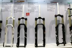 TPE16: X-Fusion McQueen Plus gets official, Revel X Inverted fork, Rough Cut RCP dampers shipping soon