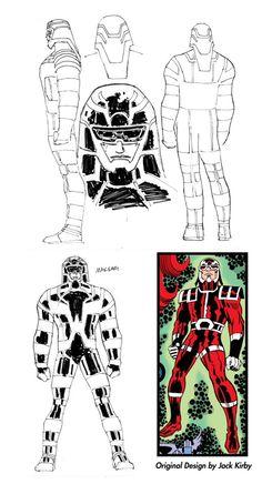 John Romita Jr, Jack Kirby, Comic Art, Darth Vader, Comics, Cool Stuff, Fictional Characters, Twitter, Design