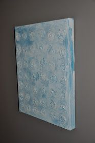 Timber and Lace: Canvas Art Tutorial