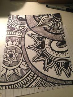Hello doodles in 2019 doodle drawings art mandala drawing. Easy Doodles Drawings, Doodle Art Drawing, Zentangle Drawings, Cool Art Drawings, Mandala Drawing, Pencil Art Drawings, Art Drawings Sketches, Zentangles, Mandala Art Lesson