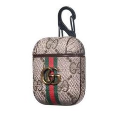 Stand out from the crowd with our Gucci Inspired AirPods cases! This designer AirPods case features a classic stripe and GG logo. Accessoires Iphone, Louis Vuitton, Slim Iphone Case, Iphone Cases, Airpod Case, Airpod Pro, Gucci Fashion, Apple Watch Bands, Card Wallet